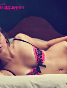 "Sublime seduction Lingerie - Collection ""Irrestible"""