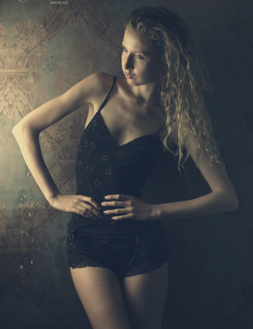 Belle de nuit corset