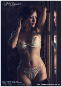 Enchanting - bra & string- Sublime seduction lingerie