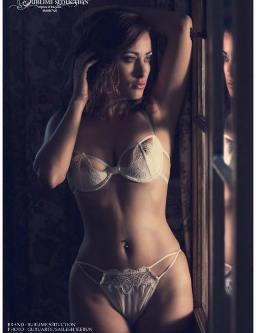 Enchanting - bra & string- Sublime seduction lingerie
