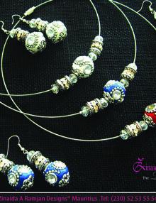 Vintage Handmade beads