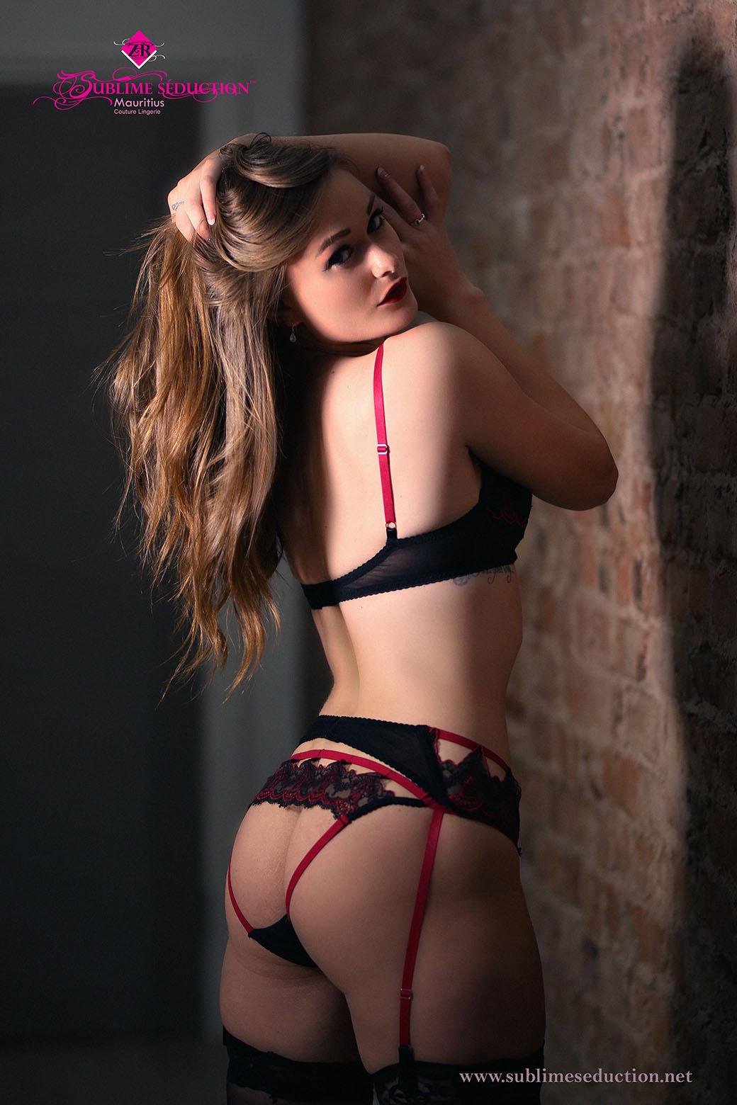 Seduction with lingerie
